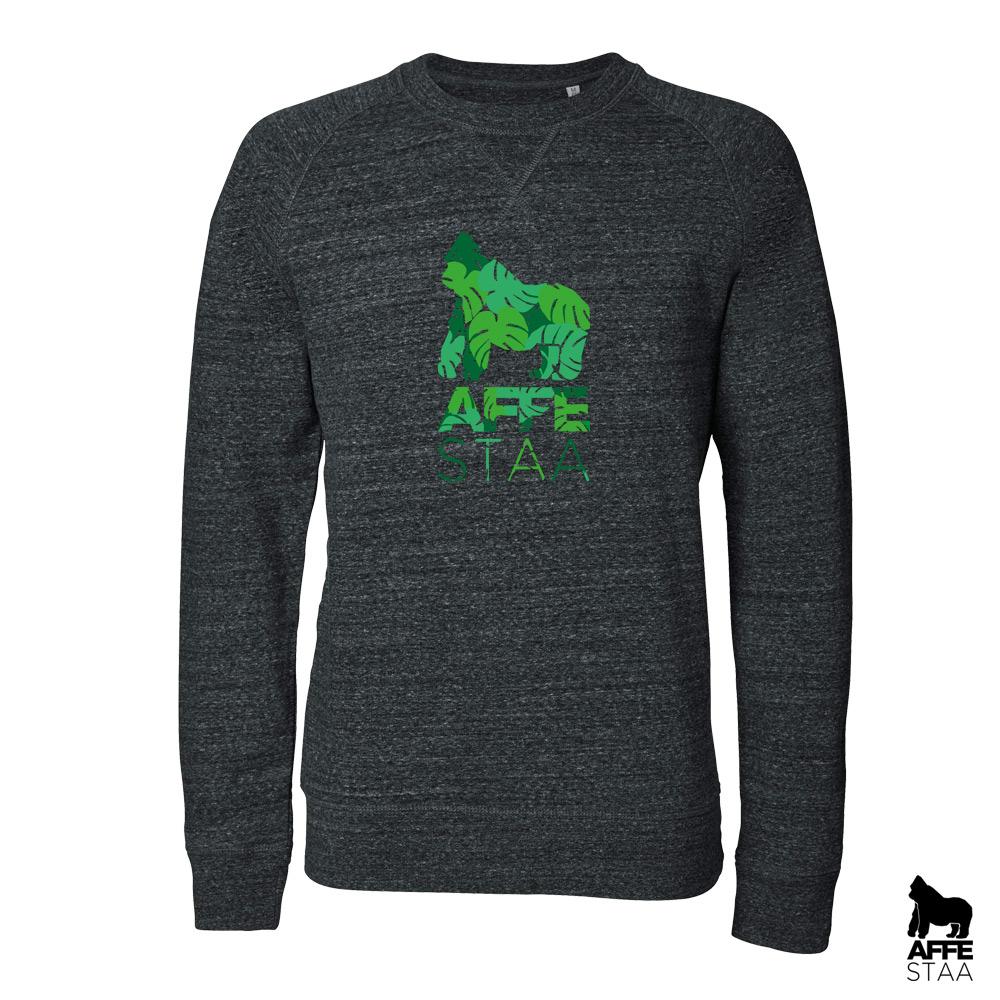 AFFESTAA Monstera Crewneck