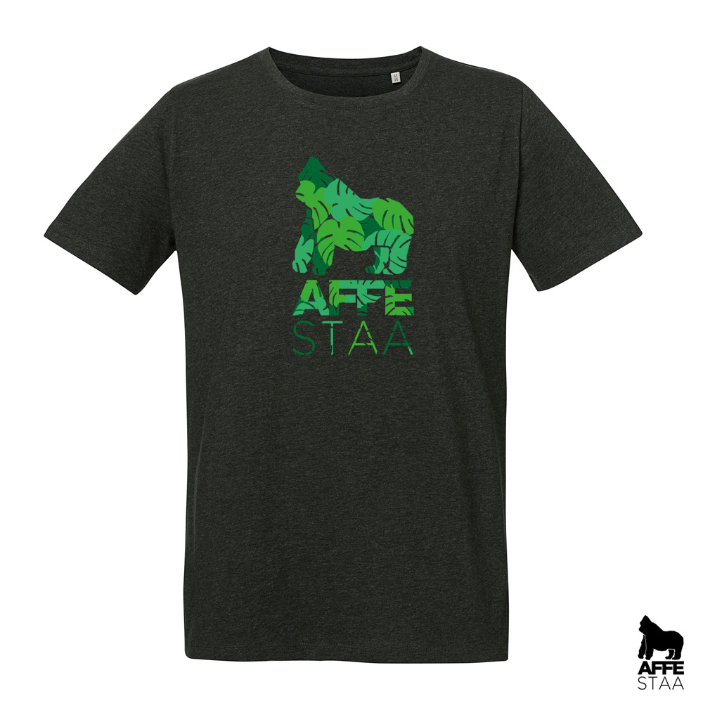 Affestaa Monstera Shirt