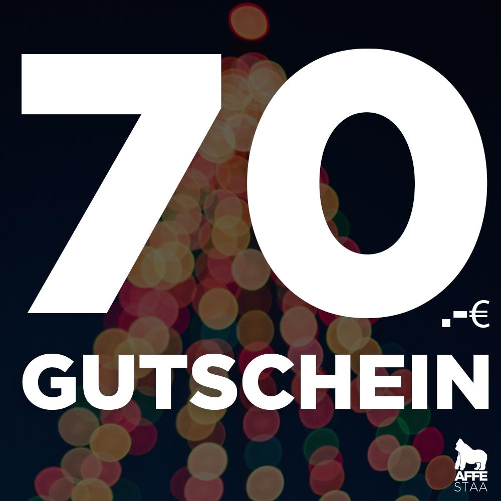 AFFESTAA 70.-€ Gutschein