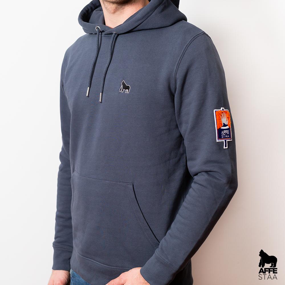 Studio_Affesttaa Grey hoodie