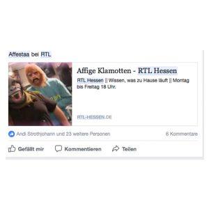 Affestaa RTL Hessen